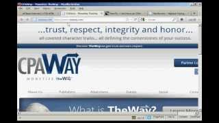 How to Apply to A CPA Network - Internet Marketing Video Tutorials
